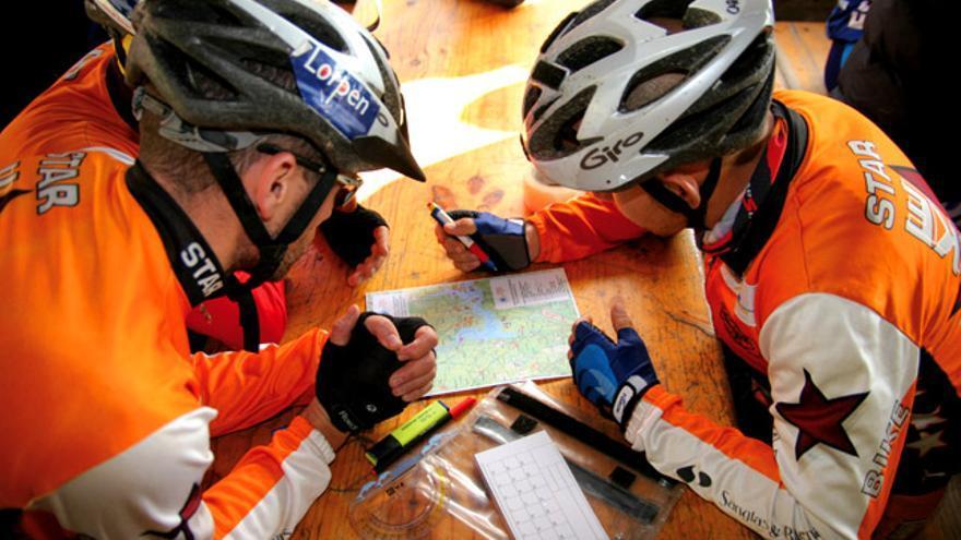 Preparando la estrategia del recorrido a realizar