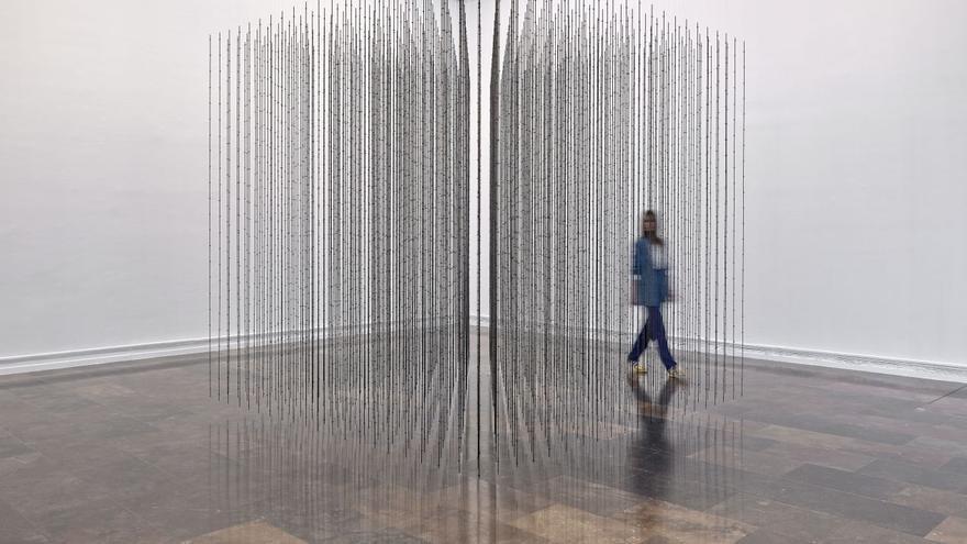 Exposición de Mona Hatoum.