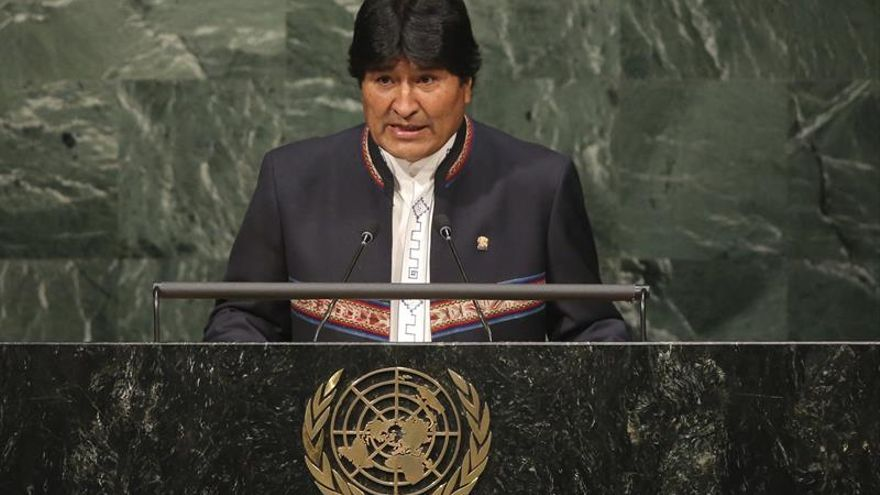 Parlamento debate informe que absuelve a Morales en caso tráfico influencias