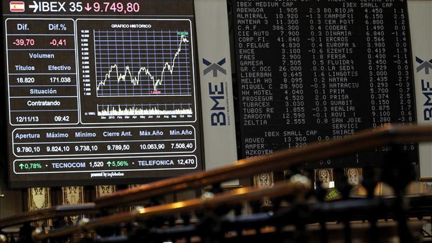 El ÍBEX 35 sube ligeramente en la apertura, el 0,03 por ciento