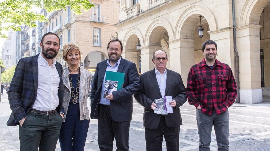 Gipuzkoa muestra su Semana Santa en clave turística con la oferta de Azkoitia, Hondarribia y Segura