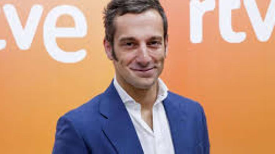 Álvaro Zancajo, en una imagen promocional de TVE