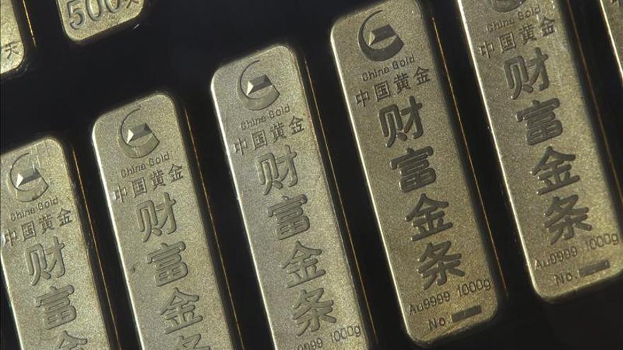 China crea un fondo de oro que alcanzará valor de 16.400 millones de dólares