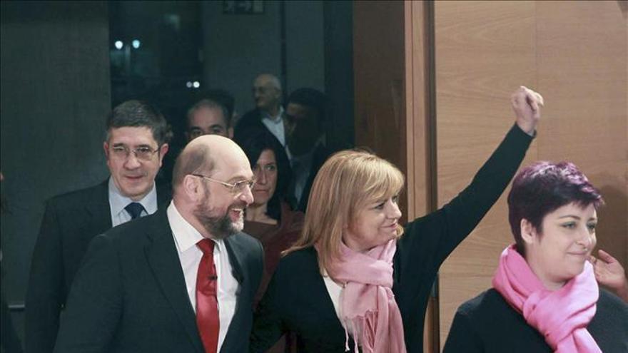 """Valenciano exige al PP que """"atienda más a la gente"""" en vez de tanta campaña"""