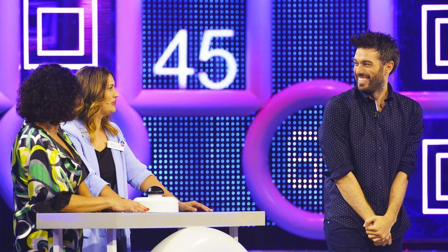 Dani Martínez en 'El concurso del año'