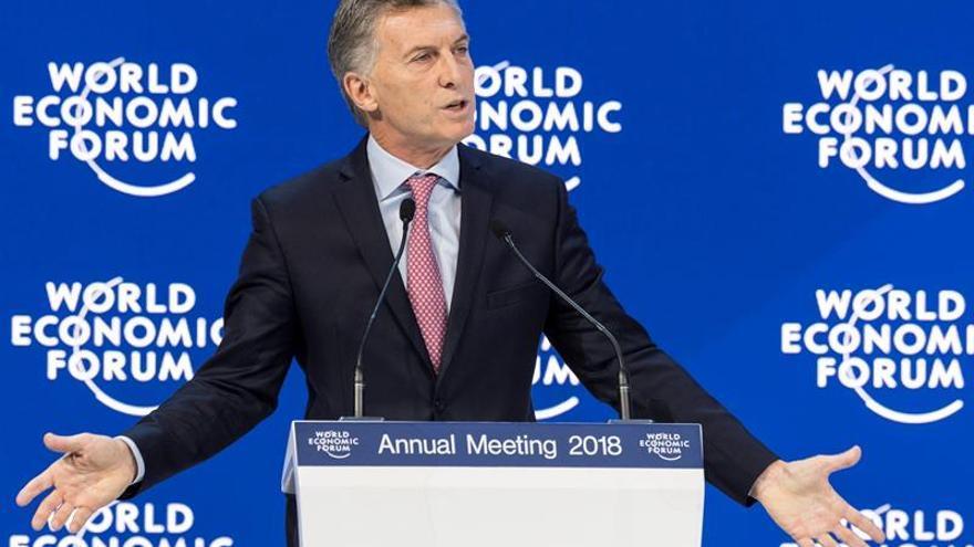 El PIB de Argentina volvió a la senda de crecimiento en 2017, con alza del 2,9 %