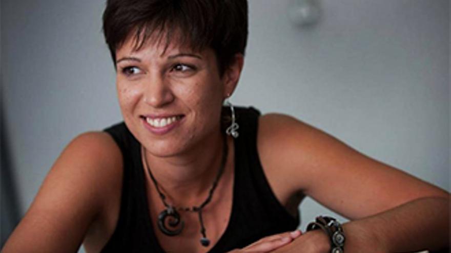 Beatriz Talegón asegura que 'La Tuerka' de Pablo Iglesias le pidió taparse el escote