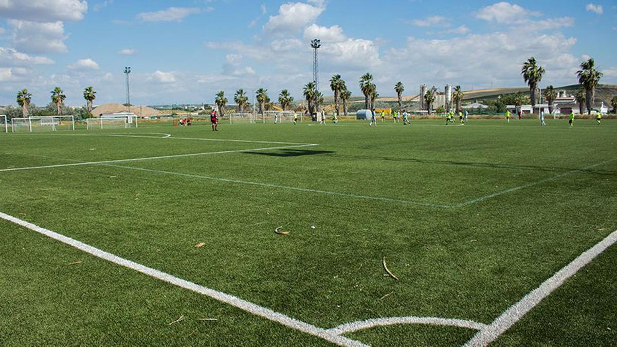 Imagen de la Ciudad Deportiva.