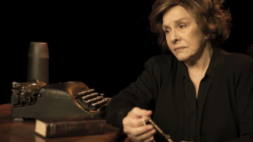 Lola Herrera en el monólogo 'Cinco horas con Mario'