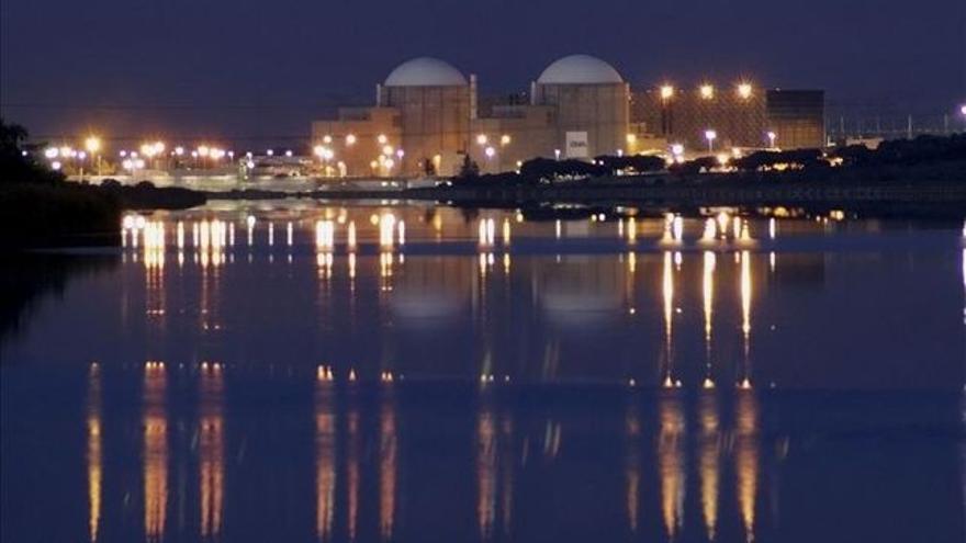 La central de Almaraz, una de las ha contratado los servicio de Areva