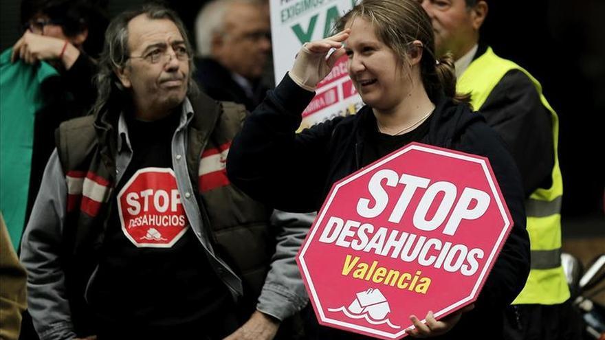 El PSOE tratará de que las familias endeudadas puedan conservar su casa habitual