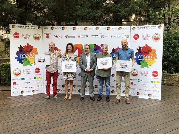 Presentación del Cupón del Orgullo LGTB 2018   MADO
