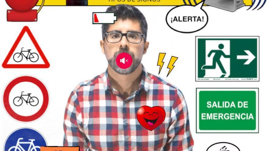Este profesor enseña Lengua en YouTube con superhéroes, Belén ...
