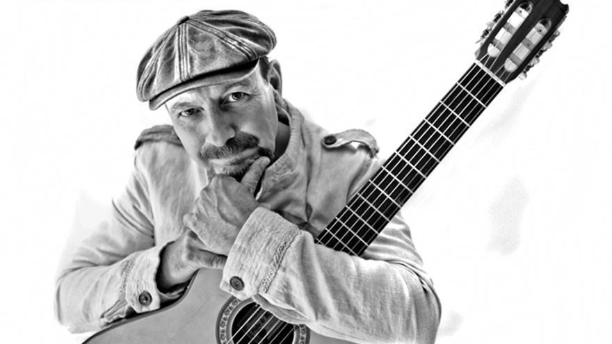 Javier Ruibal, en una foto de promoción