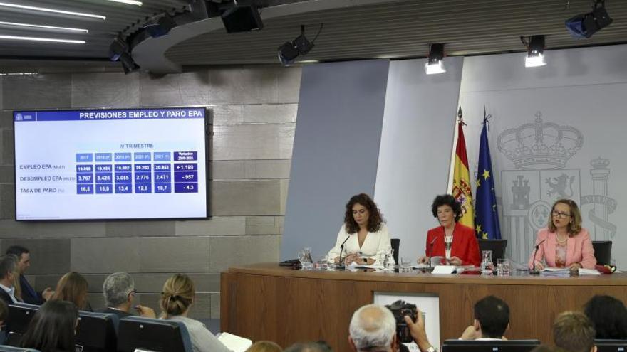 El Gobierno concede la Gran Cruz a nueve fallecidos en los atentados de Cataluña