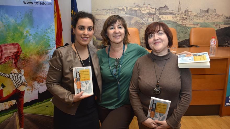 Inés Sandoval, Ana de Miguel y Carmen Morales