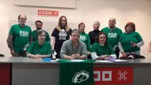 La PAH cree que ''Cantabria tiene un grave problema de vivienda''.