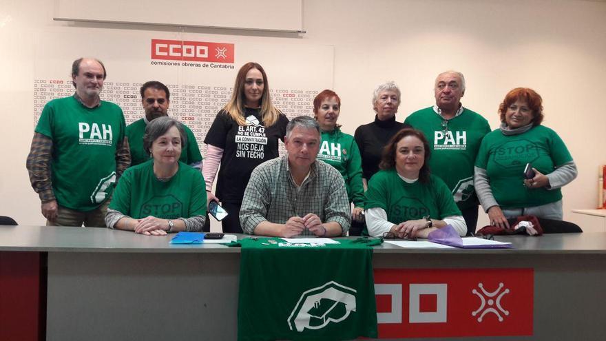 La PAH cree que ''Cantabria tiene un grave problema de vivienda''