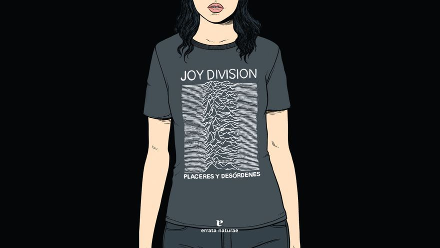 Portada de  'Joy Division: placeres y desórdenes'