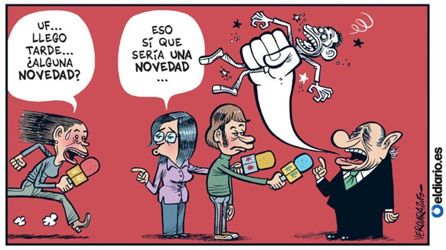 Al habla Fernández Díaz