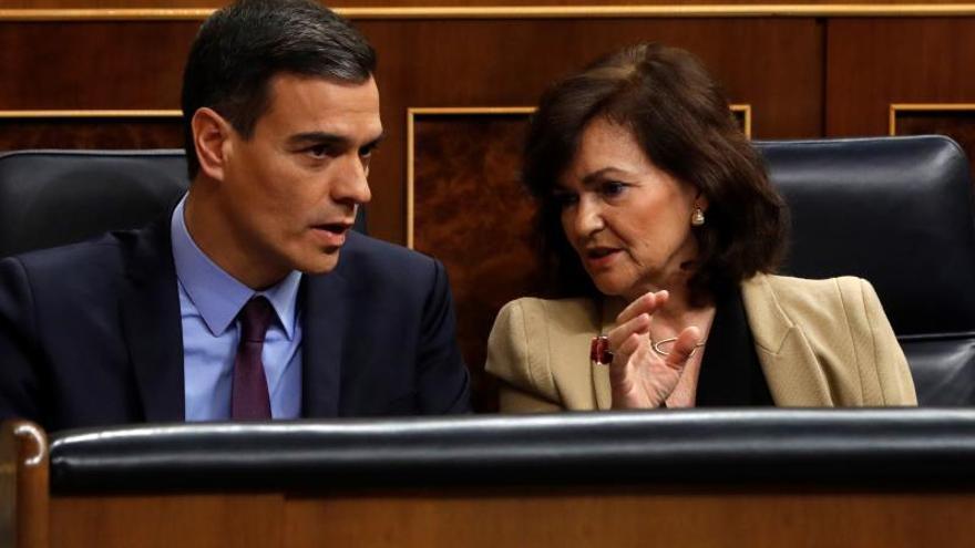Gobierno y Generalitat acuerdan crear un espacio de diálogo entre partidos