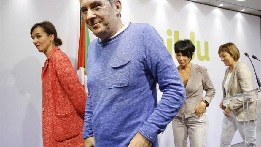 Arnaldo Otegi viajará a Cuba para asistir al homenaje a Fidel Castro