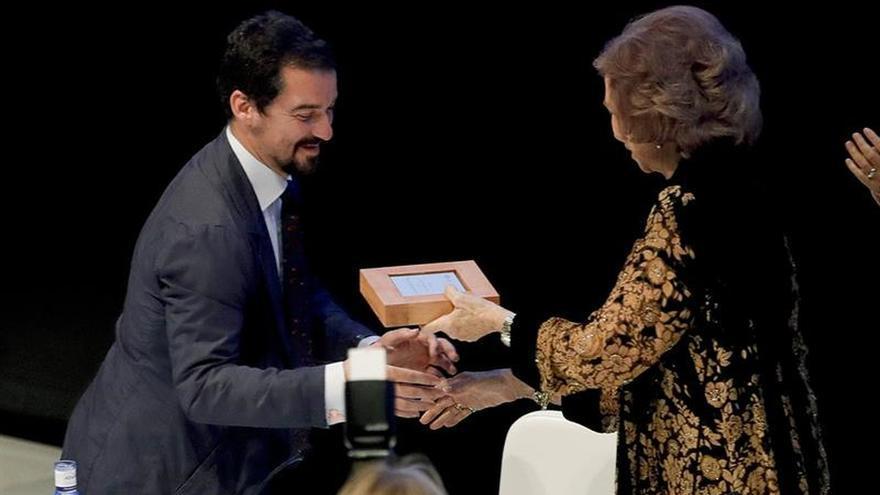 Miki Leal, ganador de la XXXI edición del Premio BMW de Pintura