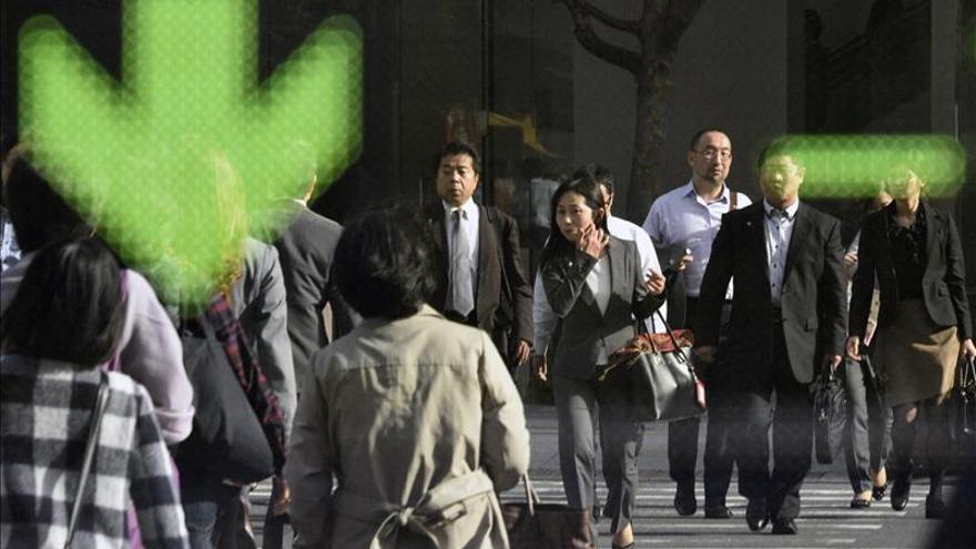 El Nikkei cae un 0,02 por ciento hasta los 19.875,89 puntos