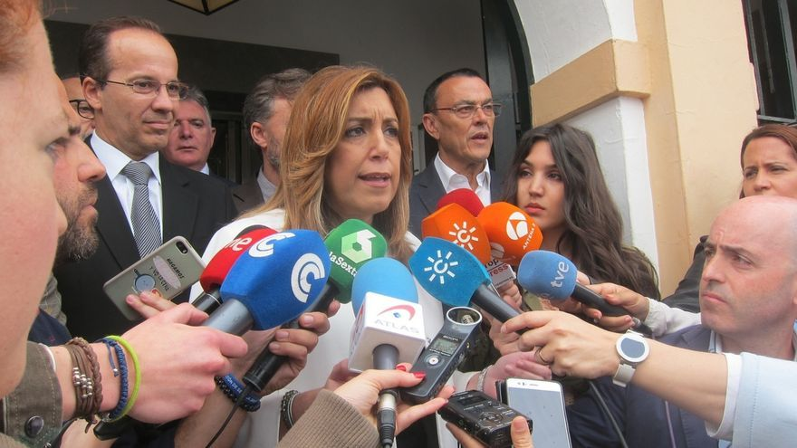 """Díaz cree que Iglesias """"hace un favor a la derecha y desvía la atención de un Gobierno que está en situación complicada"""""""