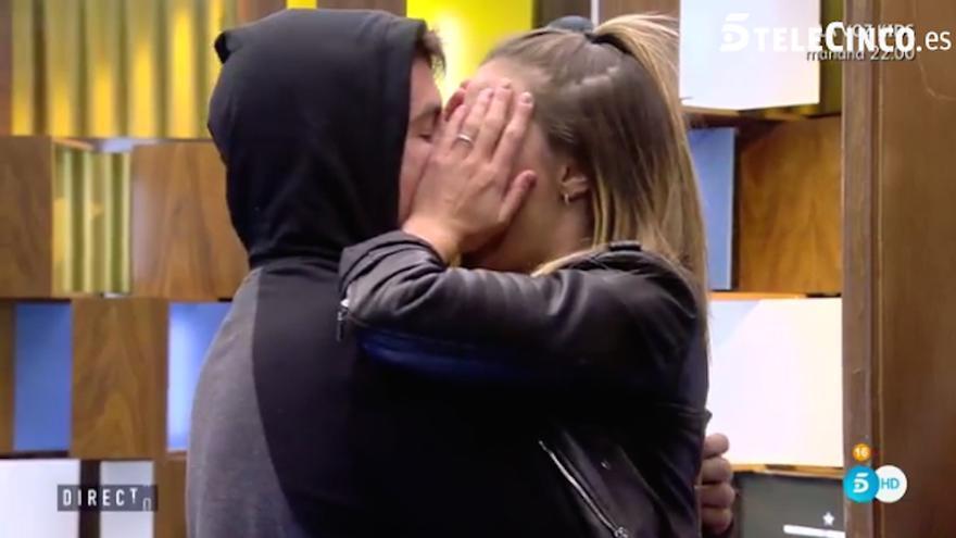Así fue la despedida de Alyson y su chico brasileño en 'GH VIP'