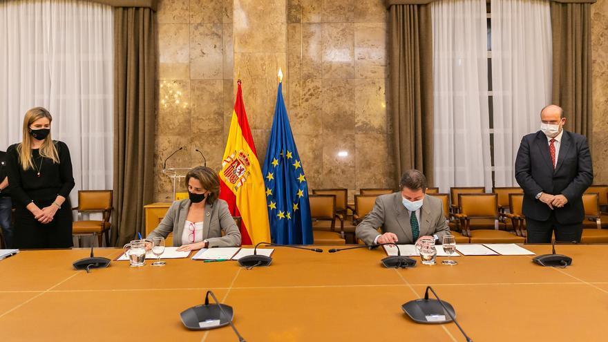 """La zona que albergó la nuclear más antigua de España inicia un proceso de """"transición justa"""" hacia otras alternativas socioeconómicas"""