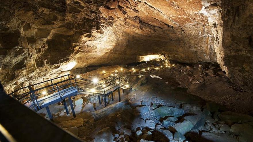 El gran yacimiento aún por descubrir de la cueva de El Pendo (Cantabria)