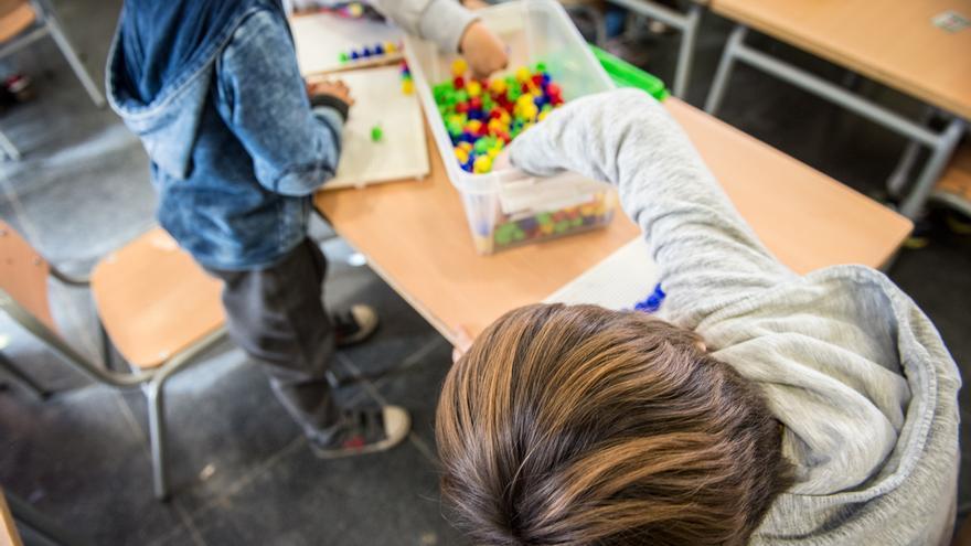 La inversión en educación en Catalunya está a la cola de Europa