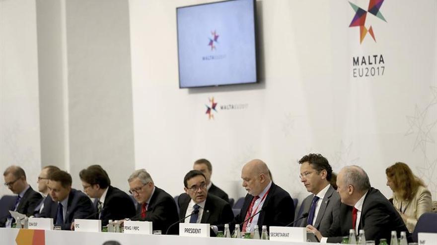 El Eurogrupo avala el paquete de reformas acordado entre Grecia y los acreedores