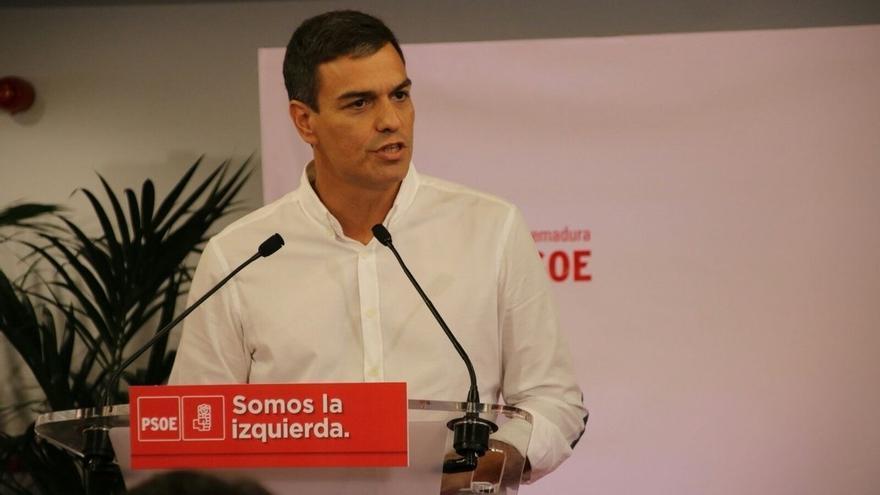 Pedro Sánchez pide un nuevo acuerdo para Cataluña y aboga por la convivencia y el respeto
