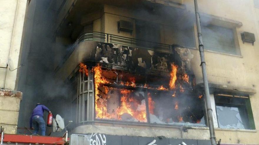 "EE.UU. condena la ""atroz falta de respeto"" a la libertad de prensa en Egipto"
