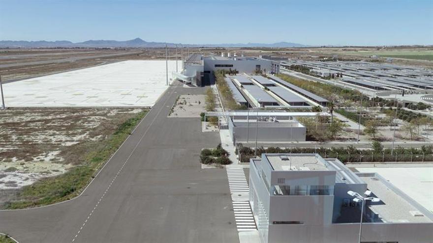 La justicia rechaza la suspensión del concurso de la gestión del aeropuerto de Corvera, Murcia