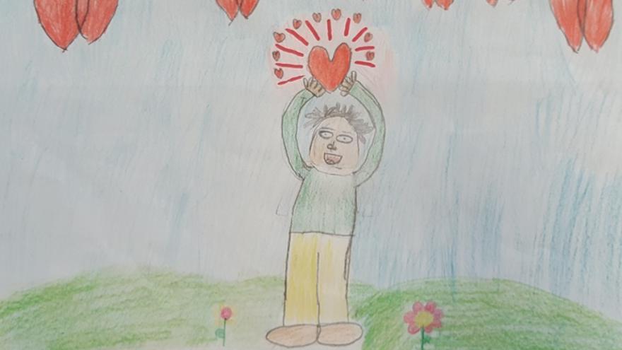 Los dibujos que ilustran el reportaje están hechos por los alumnos de la escuela Urgell de Barelona