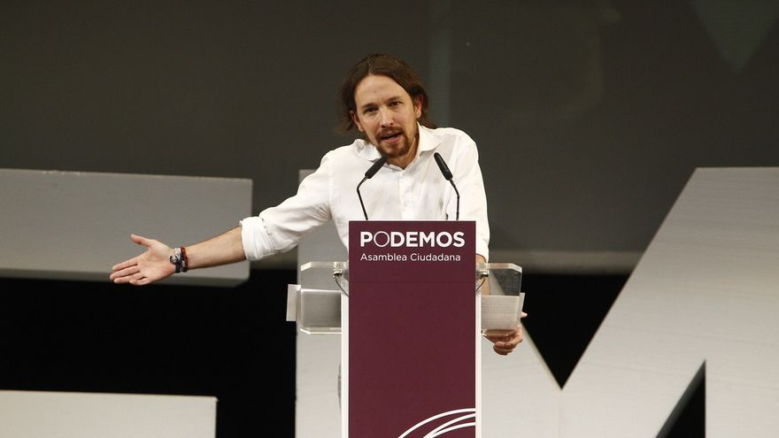 Pablo Iglesias responderá a Rajoy con un mitin el miércoles tras el Debate del estado de la Nación