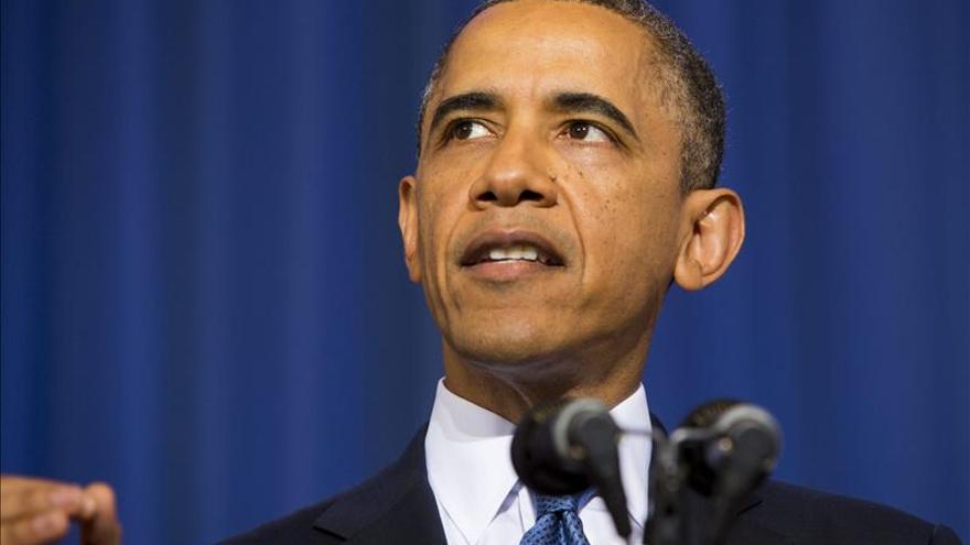 """Obama aboga por """"terminar la tarea"""" de derrotar a Al Qeada y sus fuerzas asociadas"""
