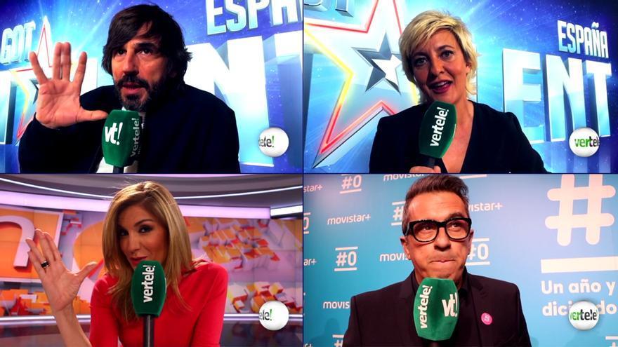 Nuestros presentadores nos desvelan su primer amor televisivo