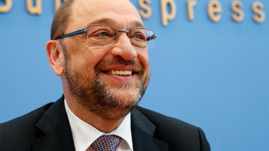"""Schulz pide un """"renacimiento del multilateralimso"""" en víspera del G20"""