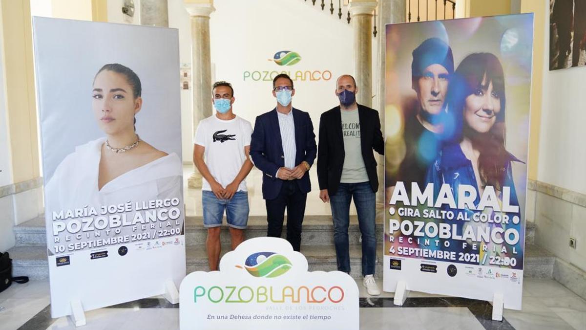 El Slow Music Pozoblanco regresa con María José Llergo y Amaral como primeros artistas confirmados