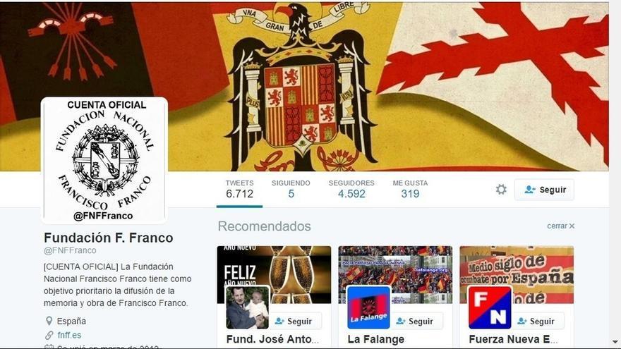 Compromís pide en el Congreso investigar a la Fundación Francisco Franco y abrir la puerta a su ilegalización