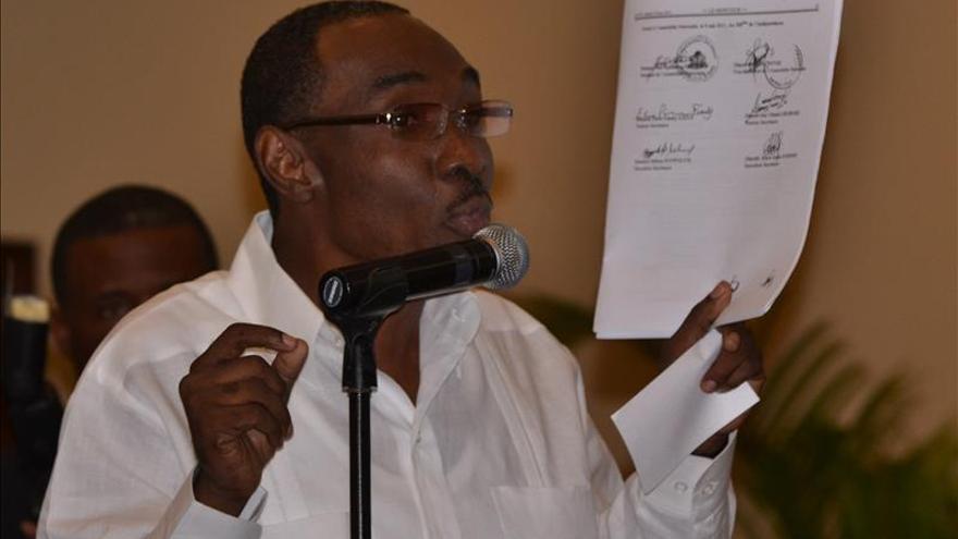 Gobierno haitiano crea comisión para allanar el camino hasta las elecciones