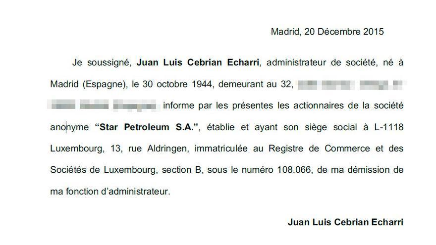 Cese de Juan Luis Cebrián