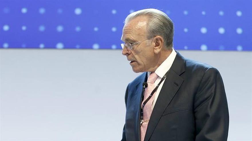 Isidro Fainé.