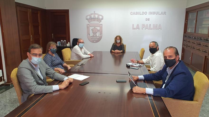 Cabildo de La Palma y Proexca firman un convenio para mejorar la promoción y la comercialización de los productos agroalimentarios
