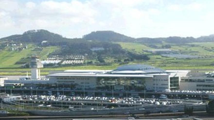 Aeropuerto de Tenerife Norte.
