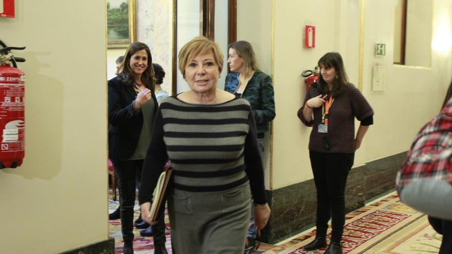 """Villalobos niega sentirse desplazada por dejar la Mesa del Congreso: """"Yo practico la generosidad y el compañerismo"""""""